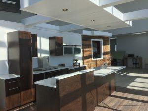 Salle de montre cuisine #1