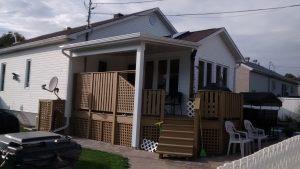 Couverture patio #1 après